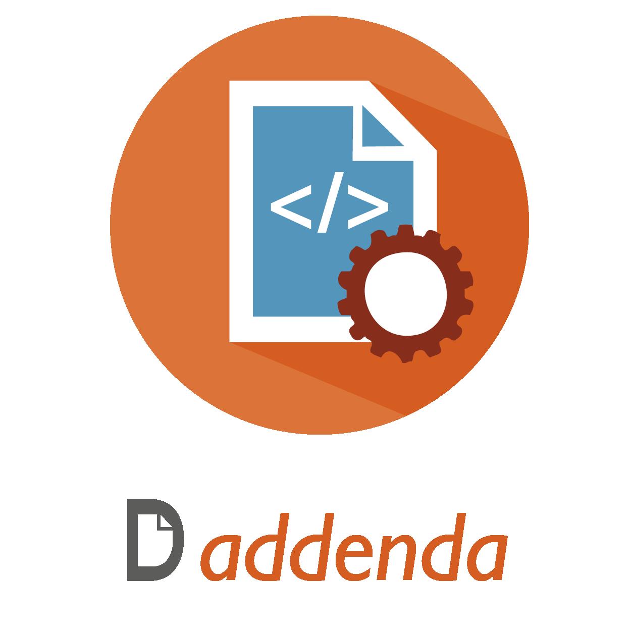 Daddendas